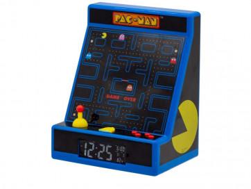 Pac-Man alarm klok arcade @Dagknaller