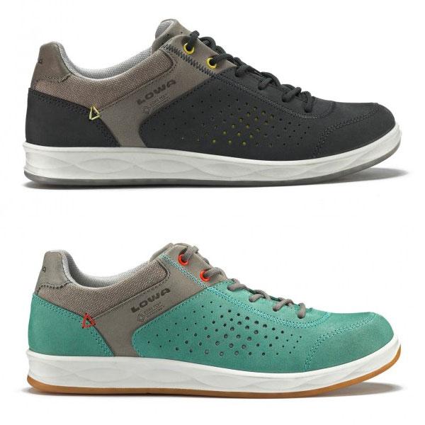 LOWA - Women's San Francisco GTX - dames wandelschoenen / sneakers