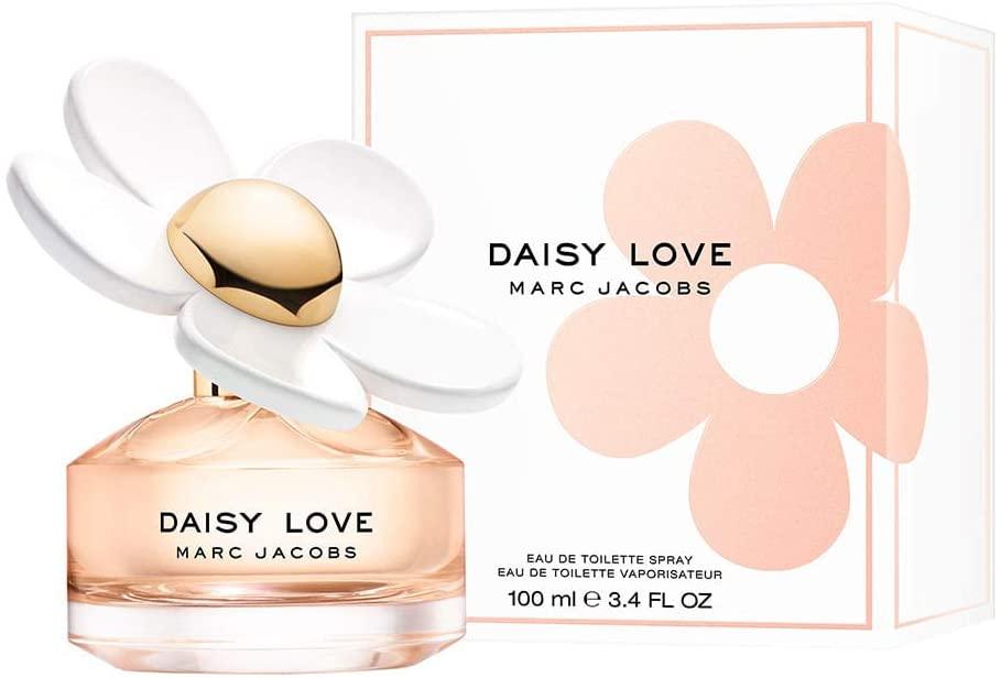 Marc Jacobs Daisy Love Eau de Toilette 100 ml voor €23,40 @ Amazon.nl