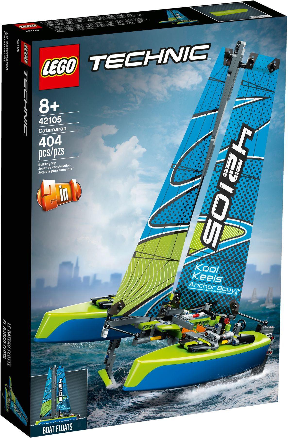 Lego Catamaran (42105)