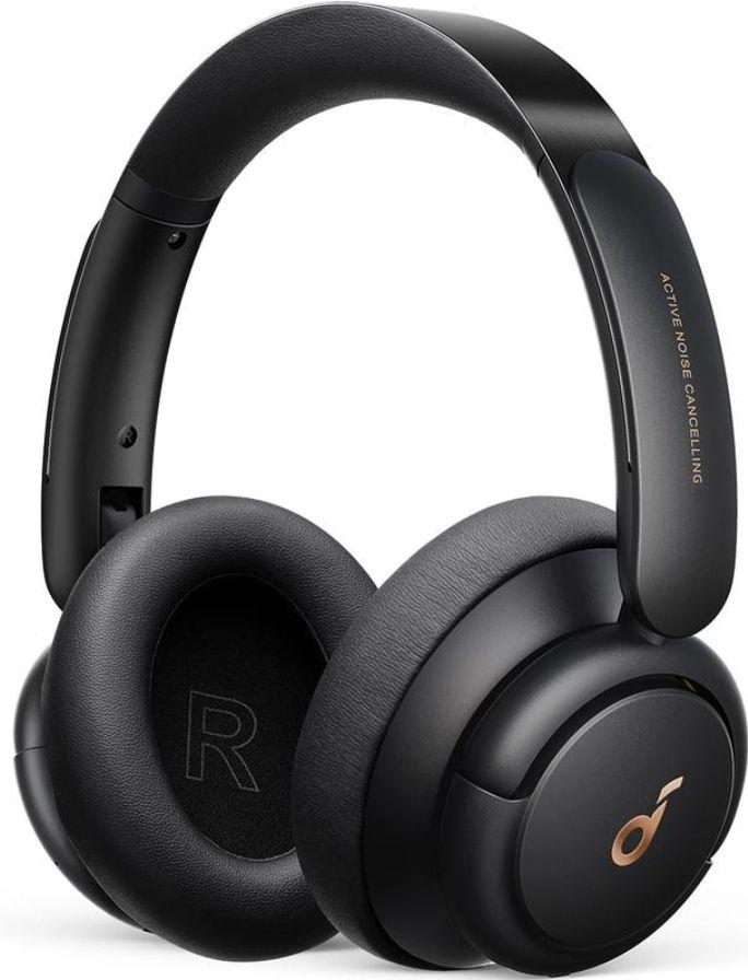 Anker Soundcore Life Q30 headphones/koptelefoon met noise cancelling Zwart