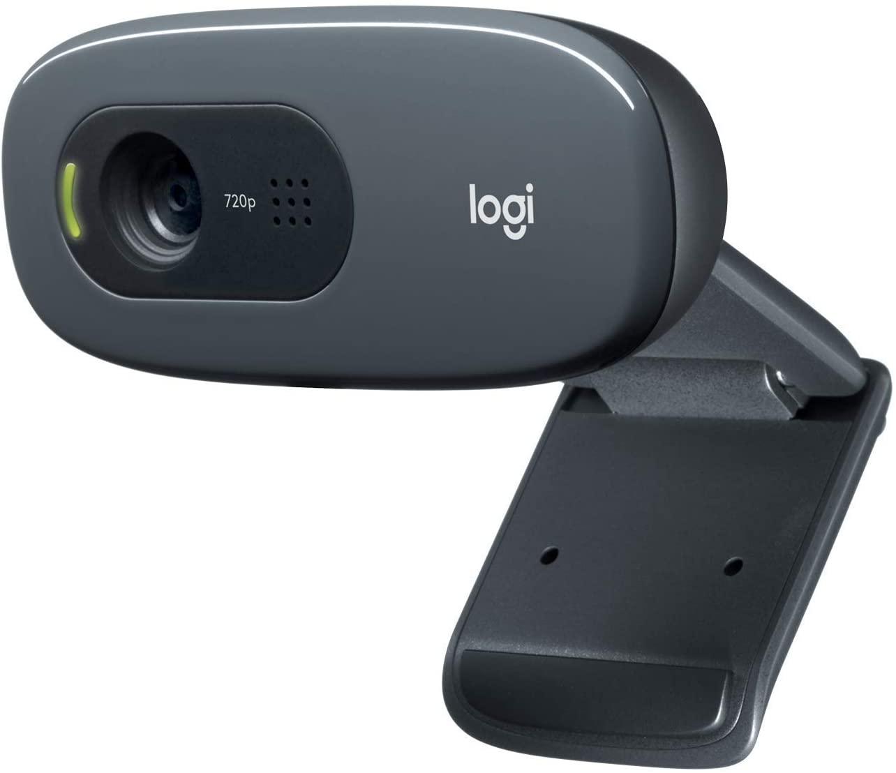 Logitech C270 HD Webcam @Amazon