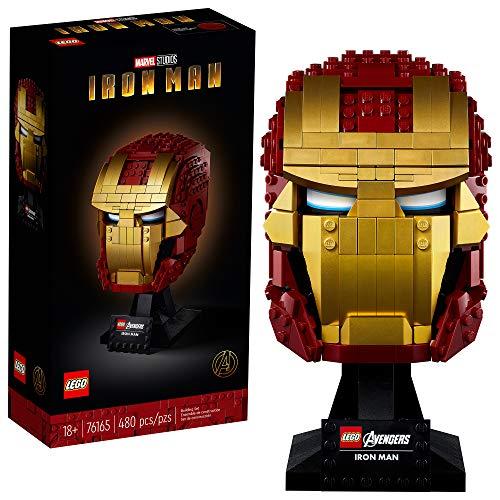Lego 76165 Iron Man helm bij Amazon