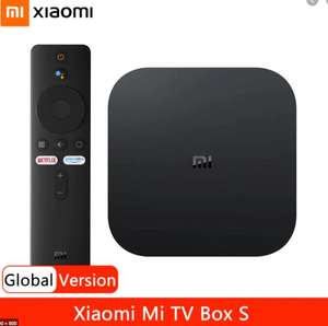 [Aliexpress EU] Xiaomi Mi Box S | Android 9.0 TV box - Global Versie