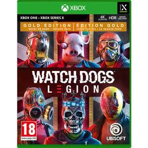 Watch Dogs: Legion Gold Edition (Xbox One/PS4) @ BCC
