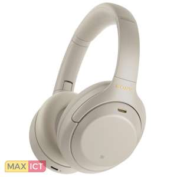 Sony WH-1000XM4 Headset Hoofdband Zilver