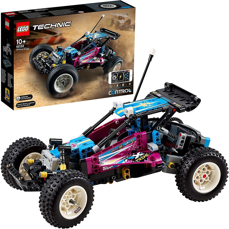LEGO Technic Terreinbuggy - 42124