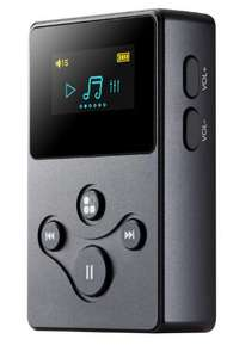 XDUOO X2S DSD128, PCM 24Bit/192Khz MP3 speler €44,19 @Tomtop