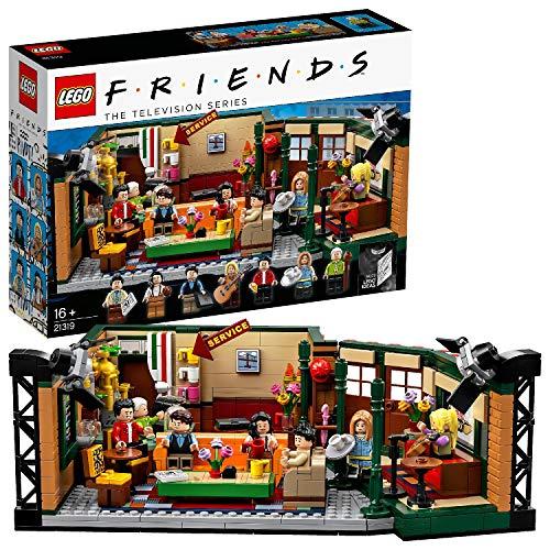 LEGO Ideas 21319 - FRIENDS Central Perk Café