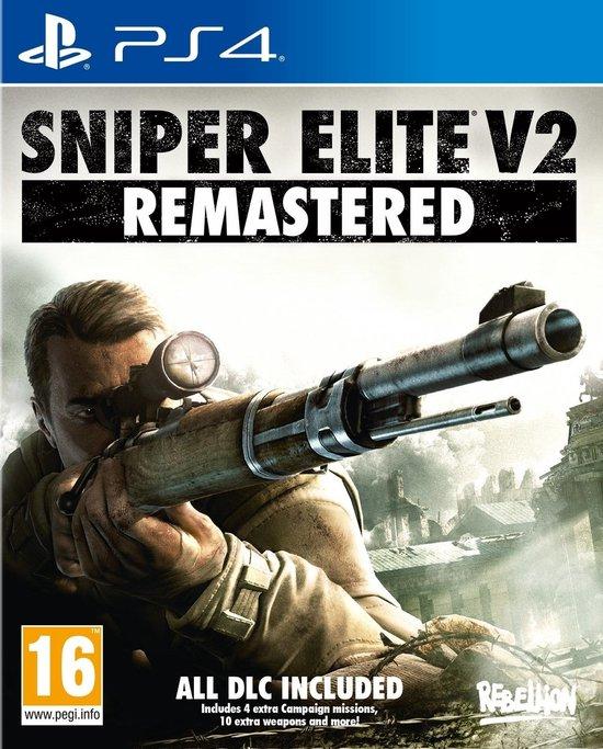 Sniper Elite V2 Remastered (PS4) @ PSN