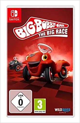 Bobby Car - THE BIG RACE (Nintendo Switch)