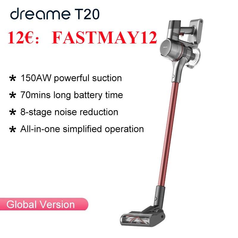 Dreame T20 Draadloze stofzuiger [AliExpress, EU Shipping]