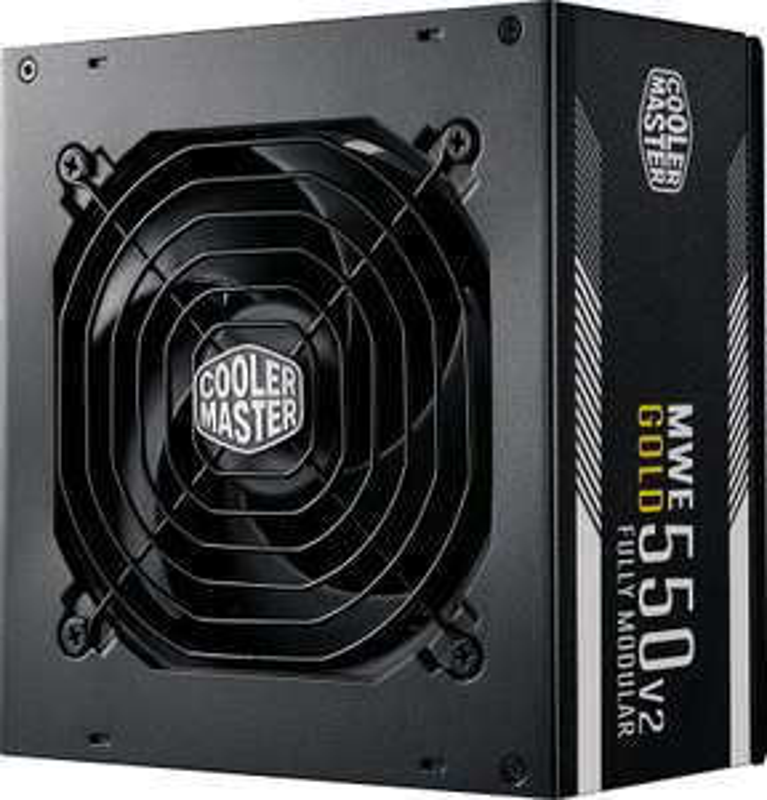 Cooler Master MWE Gold 550 - V2 - Full Modular @ amazon.nl