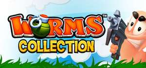 Worms games in promo! (Steam)