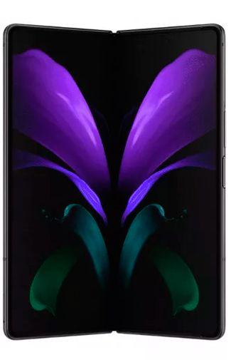 Samsung Galaxy Z Fold 2 5G Brons / zwart