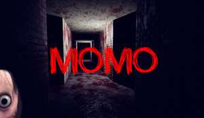 [gratis] Momo (horror game) @Itch.io