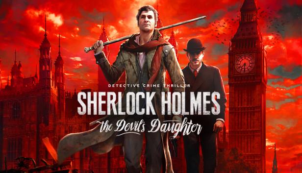 Sherlock Holmes: The Devil's Daughter @STEAM