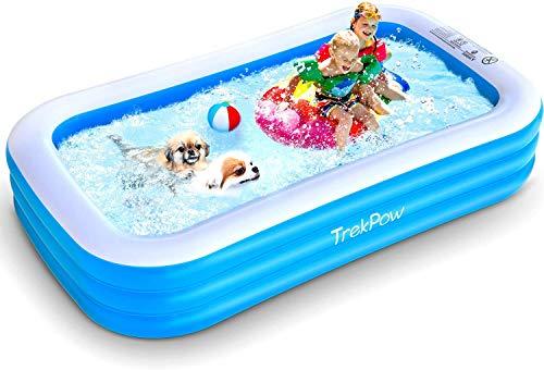 TrekPow Pool 305x183x56cm bij Amazon DE