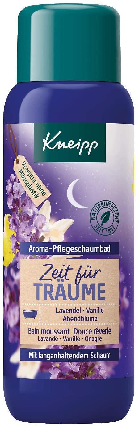 Kneipp Badschuim, lavendel, Vanille en Evening Flower