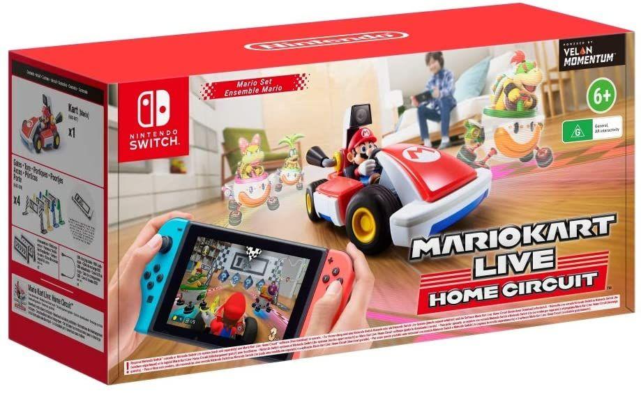 Mario Kart Live: Home Circuit (Nintendo Switch) @Amazon UK