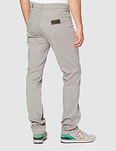 Wrangler Texas Slim Jeans (zwart €15,77 en grijs voor €21,26)