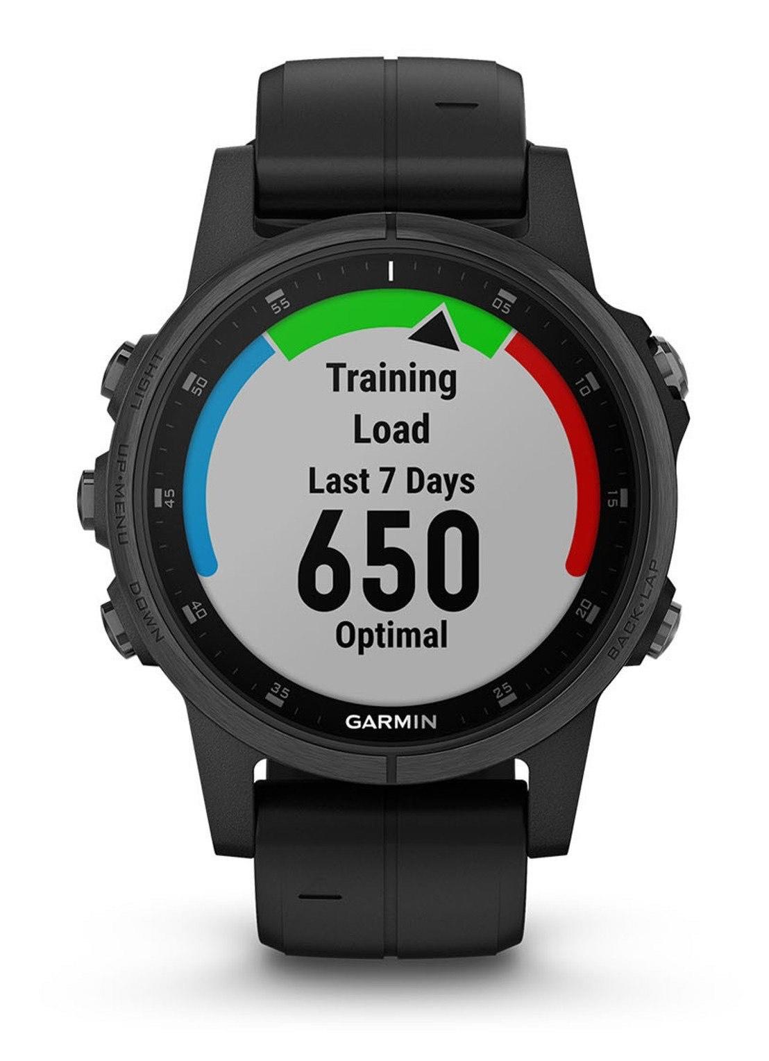 Fenix 5S Plus Sapphire smartwatch (met ING rentepunten 339,15)