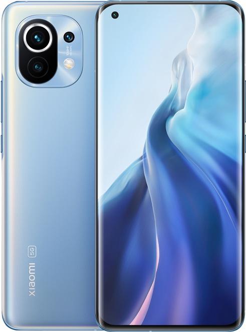 Xiaomi Mi 11 - 8GB/256GB Blauw Smartphone @ Belsimpel