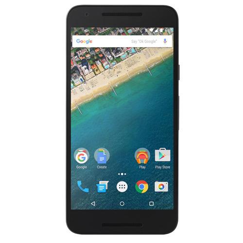 Nexus 5X 16GB Zwart voor €287,- @GSM Wijzer.nl
