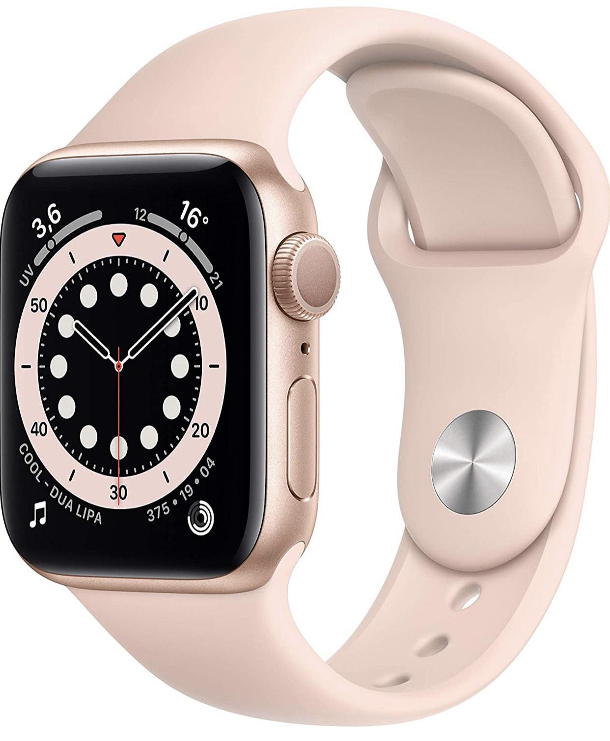 Apple Watch rosé gold 40mm