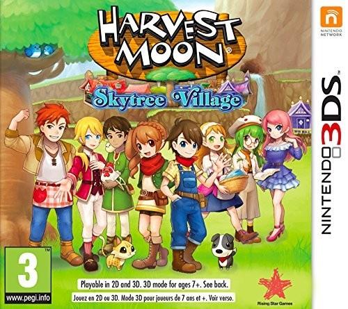 Harvest Moon: Skytree Village Nintendo 3DS €14,21 @Base.com