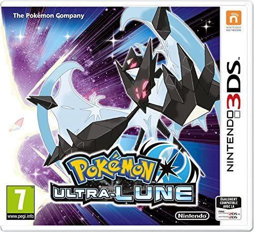[Amazon.co.uk] 3DS Pokemon Ultra Moon (Frans hoesje)
