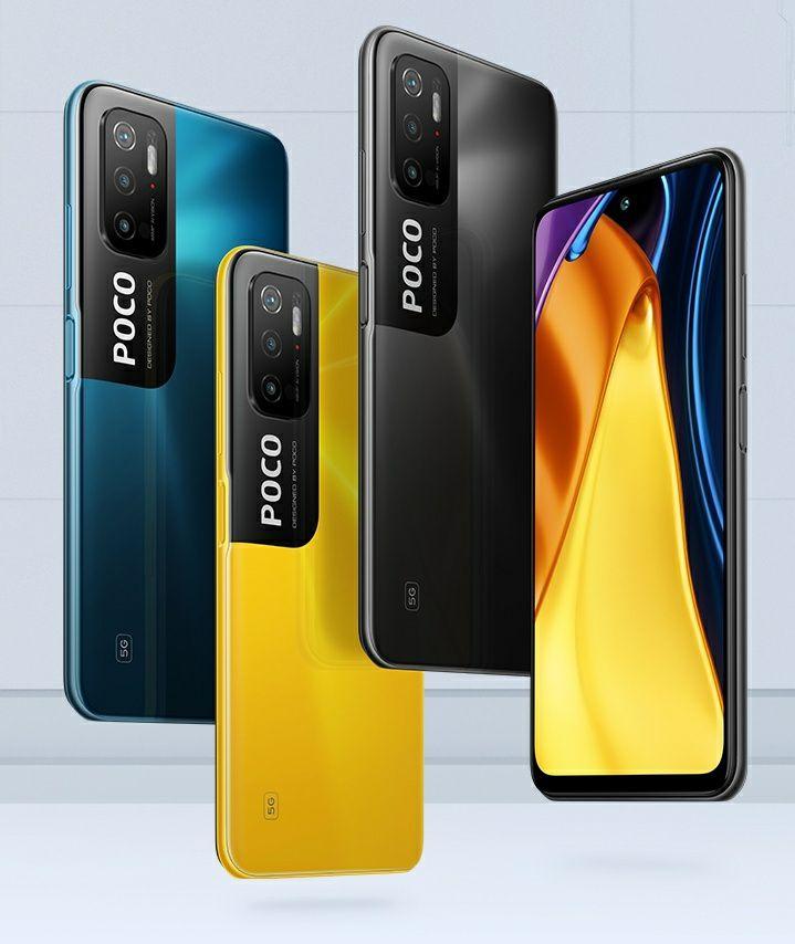 Poco M3 5G 4GB/64GB early bird @poco.com/NL