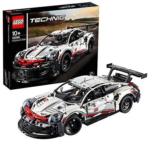 LEGO42096TechnicPorsche911RSRRaceauto