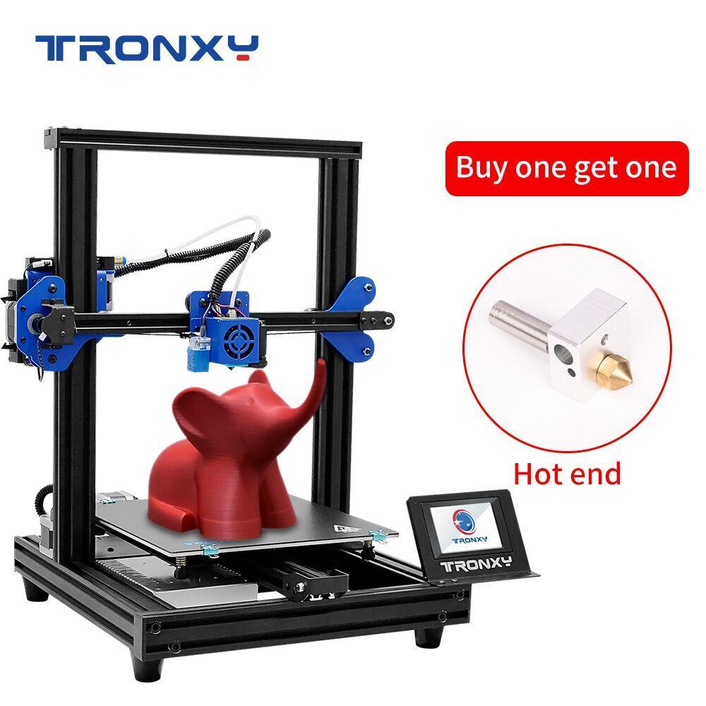 Tronxy XY-2 Pro 3D printer voor € 126,50, bij tronxyonline.com