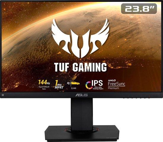 ASUS TUF VG249Q - Full HD IPS Gaming Monitor - 144hz - 24 inch