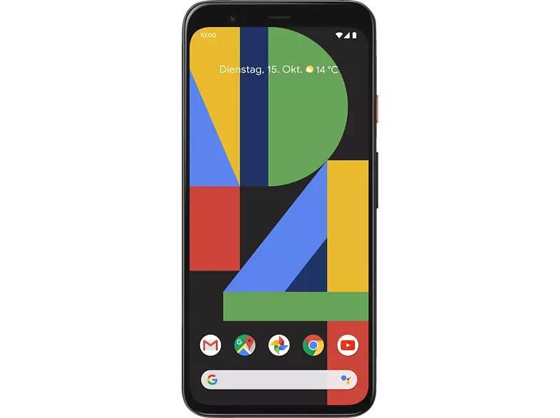 Google Pixel 4 64 GB White/Black Dual SIM @ Mediamarkt DE [Grensdeal]