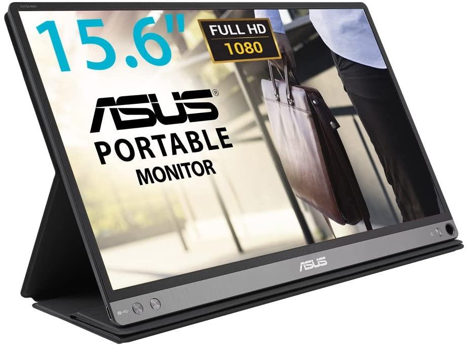 ASUS ZenScreen MB16AC draagbare monitor @ Amazon.nl
