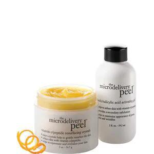 Philosophy Microdelivery Peel kit t/m zondag 45 euro bij ICI PARIS XL