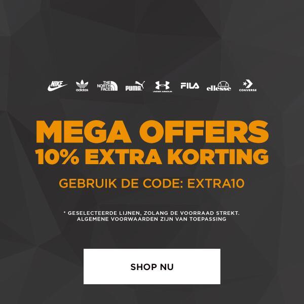 Alleen vandaag 10% korting op de uitverkoop met code EXTRA10