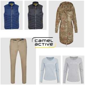 Camel Active met tot 60% korting + 30% EXTRA [va €70]