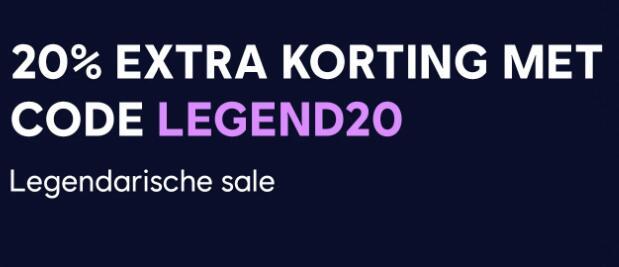 20% extra korting op je hele bestelling - ook op sale @ Ubisoft
