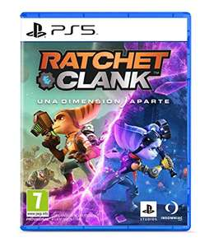 Ratchet and Clank Rift Apart (Spaans hoesje, release date 11 juni)
