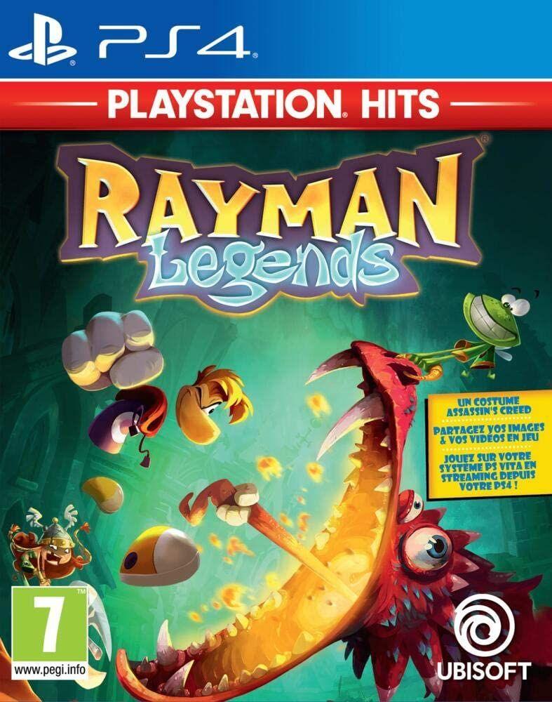Rayman Legends (PS4) @Amazon UK