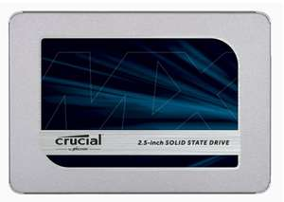 "Crucial MX500 2,5"" 1TB SSD (€74,90 met code)"