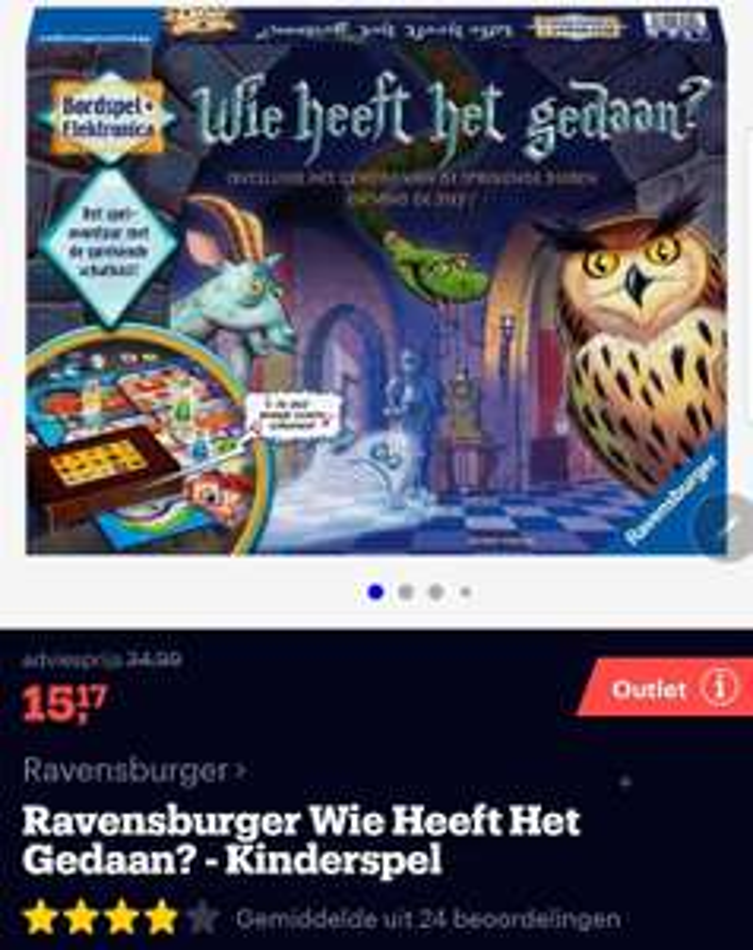 Ravensburger: Wie heeft het gedaan?