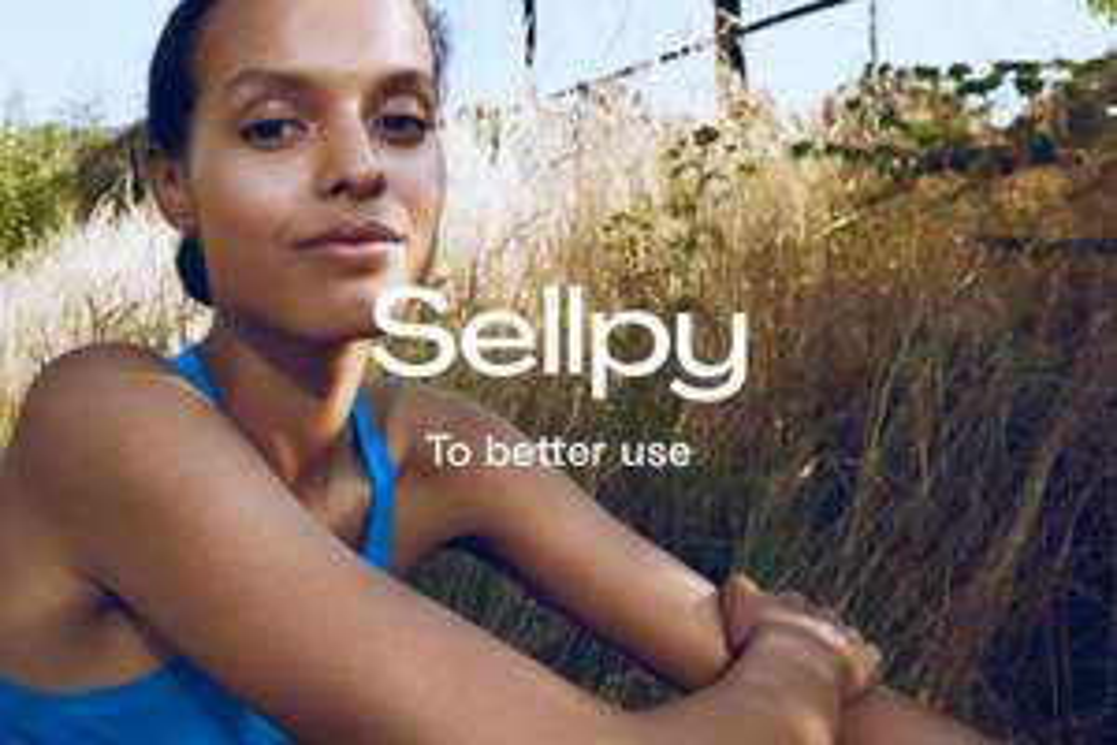 20% korting op je aankoop bij Sellpy
