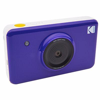 Kodak Minishot Instant Camera Paars @ BCC