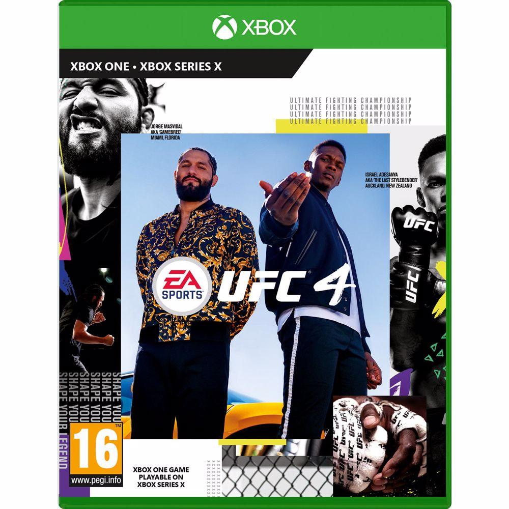 EA Sports UFC 4 (Xbox One) @ BCC