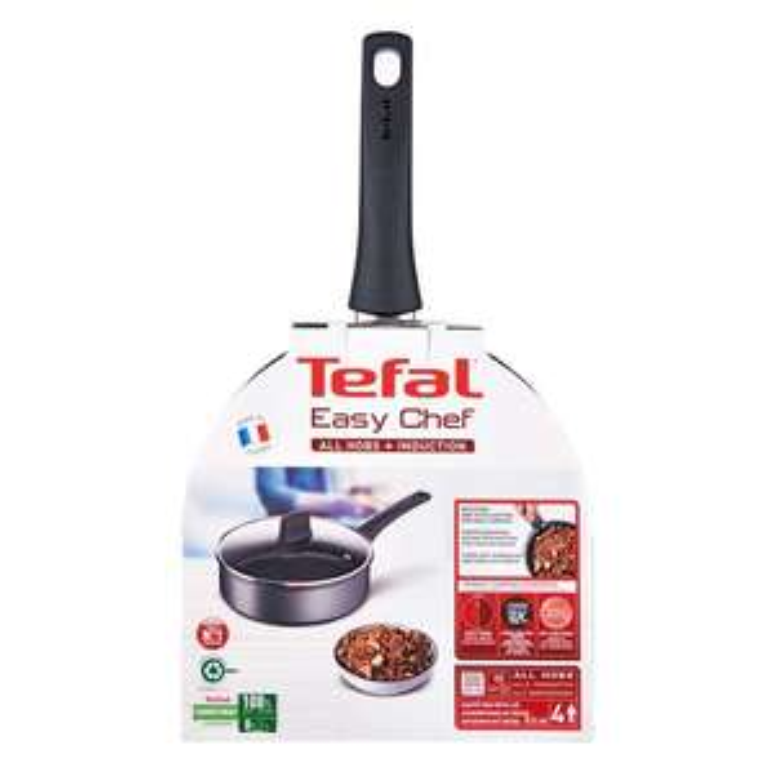 50% korting op pannen van Tefal Easy chef en BK Fresh induction @Albert Heijn