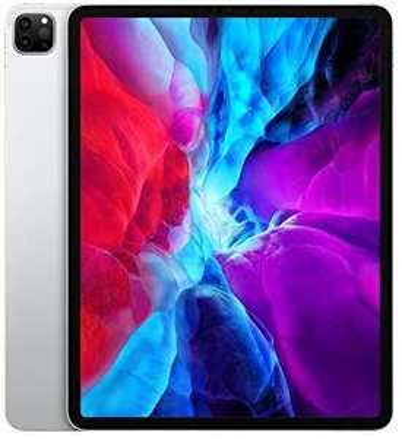 """Apple iPad Pro (12,9"""", Wi-Fi, 128GB) - Silber (2020, 4. Generation)"""